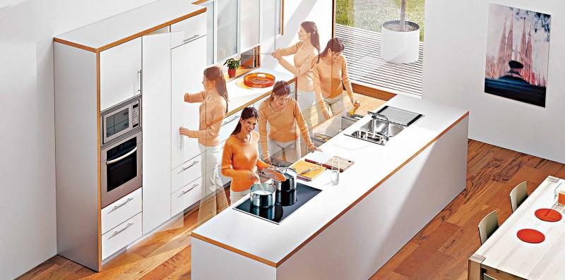 Das Bringt Eine Ergonomische Küche Wohnen
