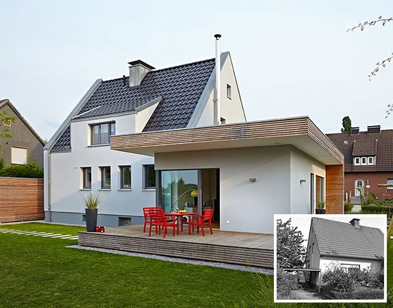 Besser Anbauen Als Umziehen Wohnen