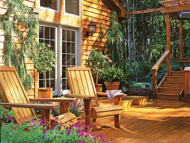 Optimaler Holzschutz Fur Gartenmobel Wohnen