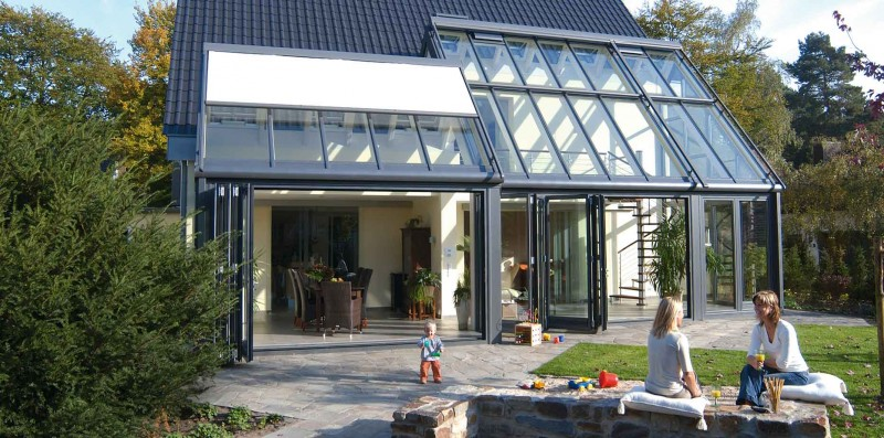 Einen Wintergarten Passend Zum Haus Planen Wohnen
