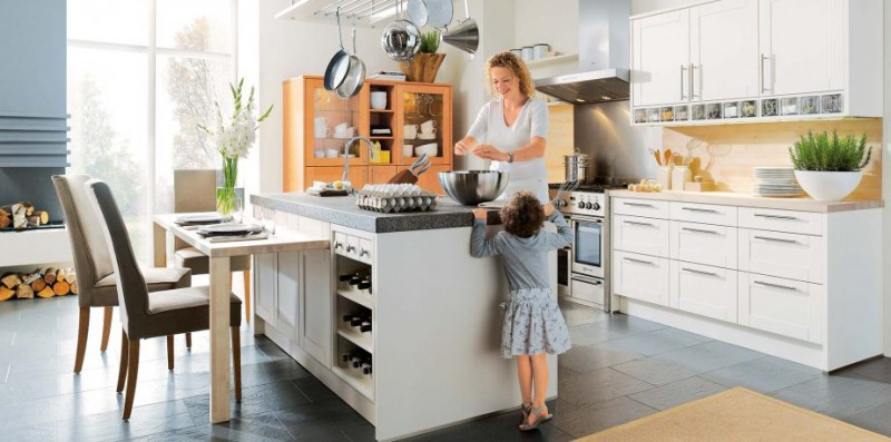 Küchenarbeitsplatten im Materialvergleich - Wohnen
