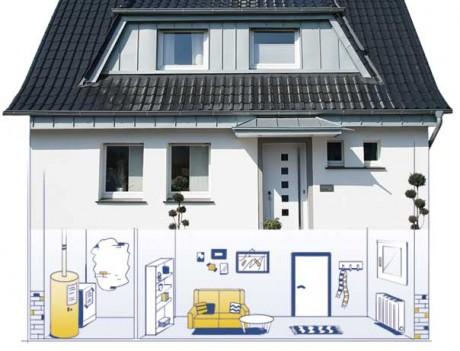 das hilft gegen kalk im wasser wohnen. Black Bedroom Furniture Sets. Home Design Ideas